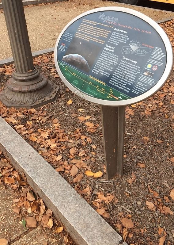 Voyage Marker image. Click for full size.
