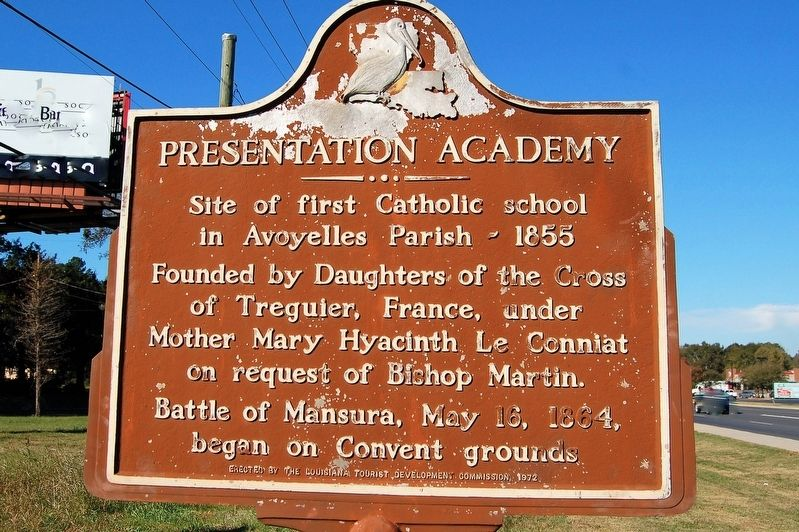 Presentation Academy Marker image. Click for full size.
