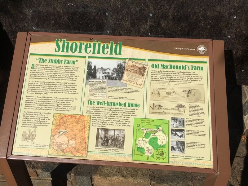 Shorefield Marker image. Click for full size.
