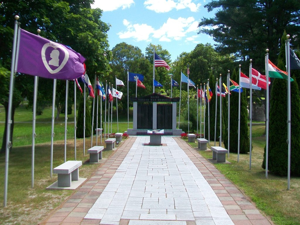 Maine Korean War Memorial