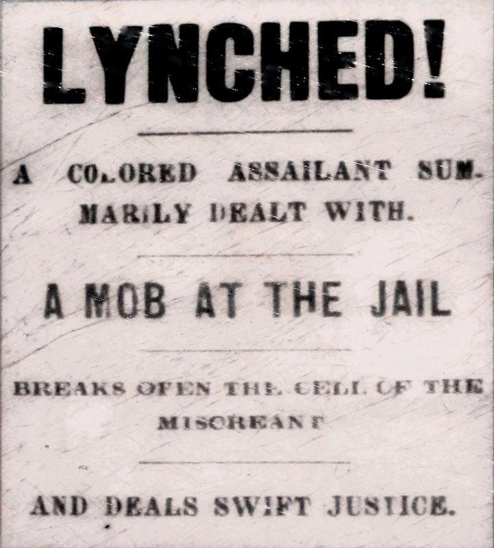 Lynched! image. Click for full size.