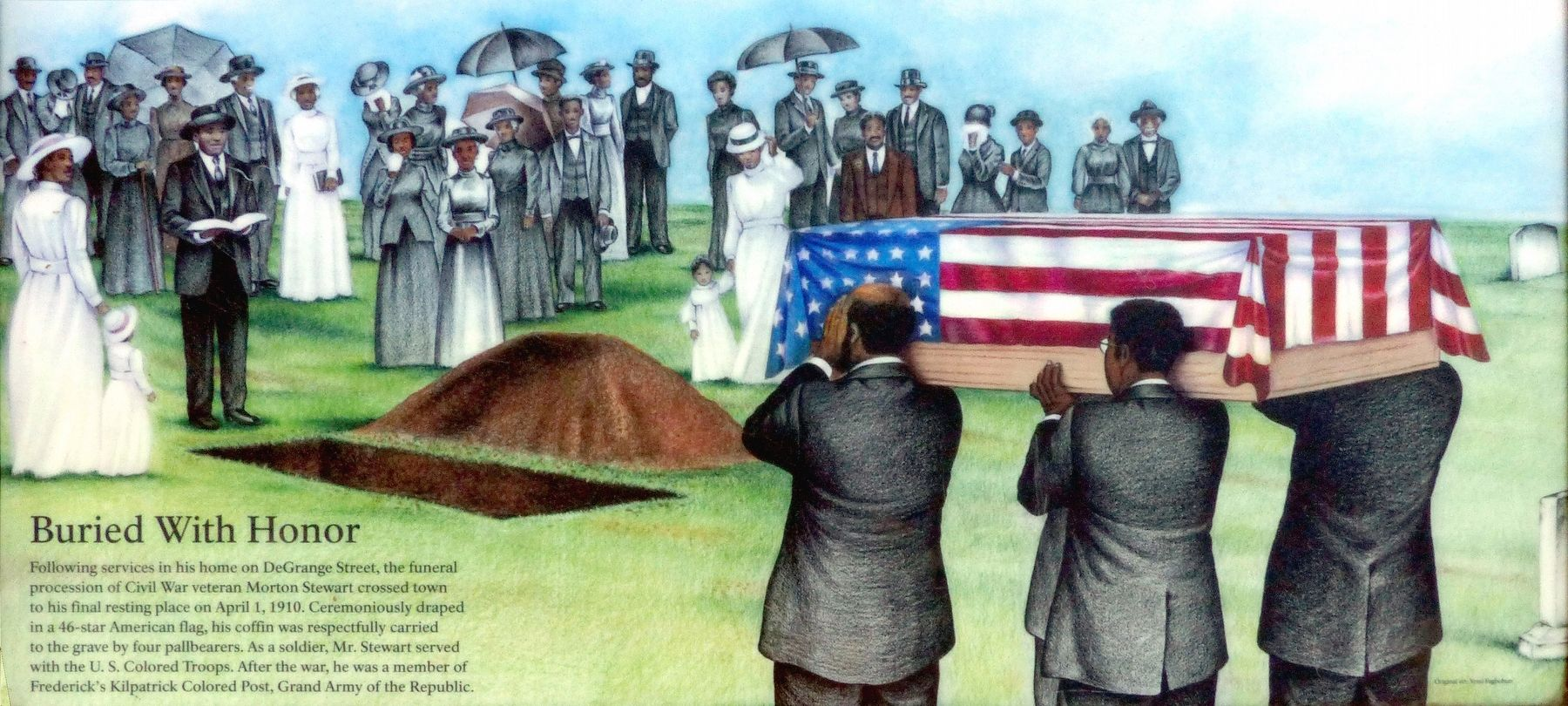 Buried with Honor image. Click for full size.