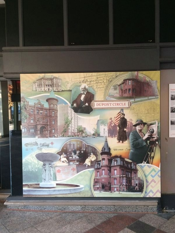 Dupont Circle Mural image. Click for full size.