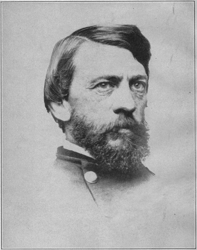 Dr. Jonathan Letterman (1824-72) image. Click for full size.