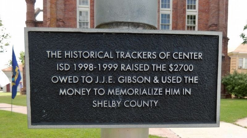 Marker detail: (<i>memorial detail at bottom</i>) image. Click for full size.