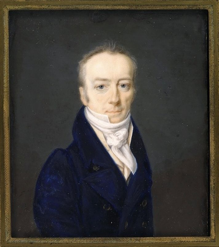 <i>James Smithson</i> (Courtesy of the National Portrait Gallery) image. Click for full size.