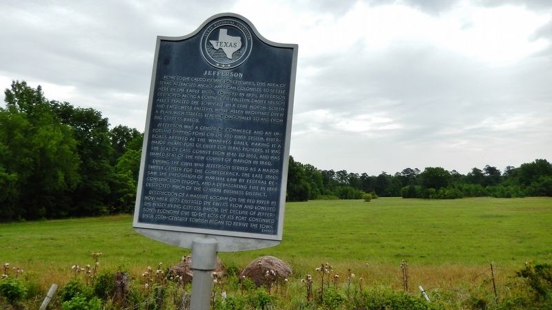 Jefferson Marker (<i>wide view</i>) image. Click for full size.