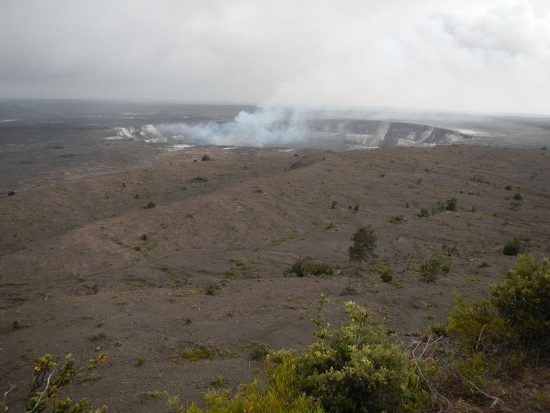 Kilauea from the Jaggar Museum image. Click for full size.