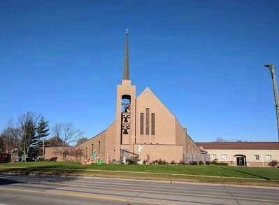 St. John Lutheran Church and School image. Click for full size.