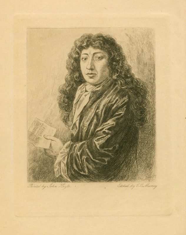 Samuel Pepys image. Click for full size.