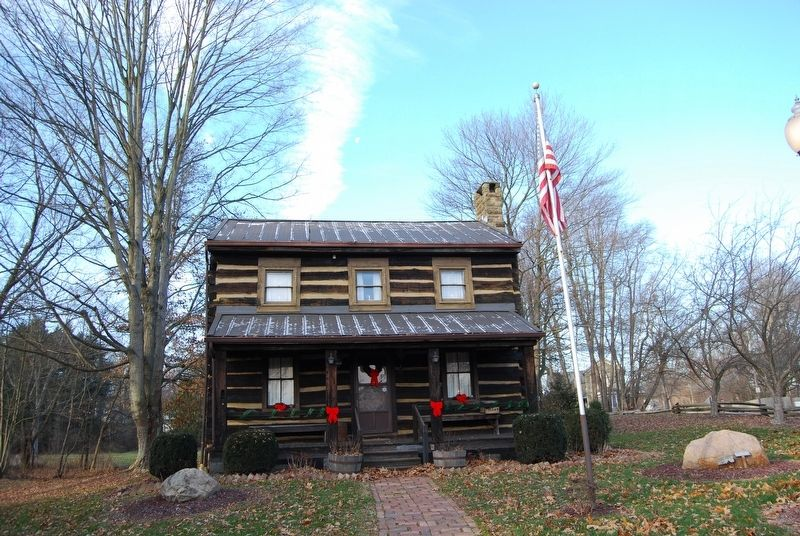 Log House Museum image. Click for full size.