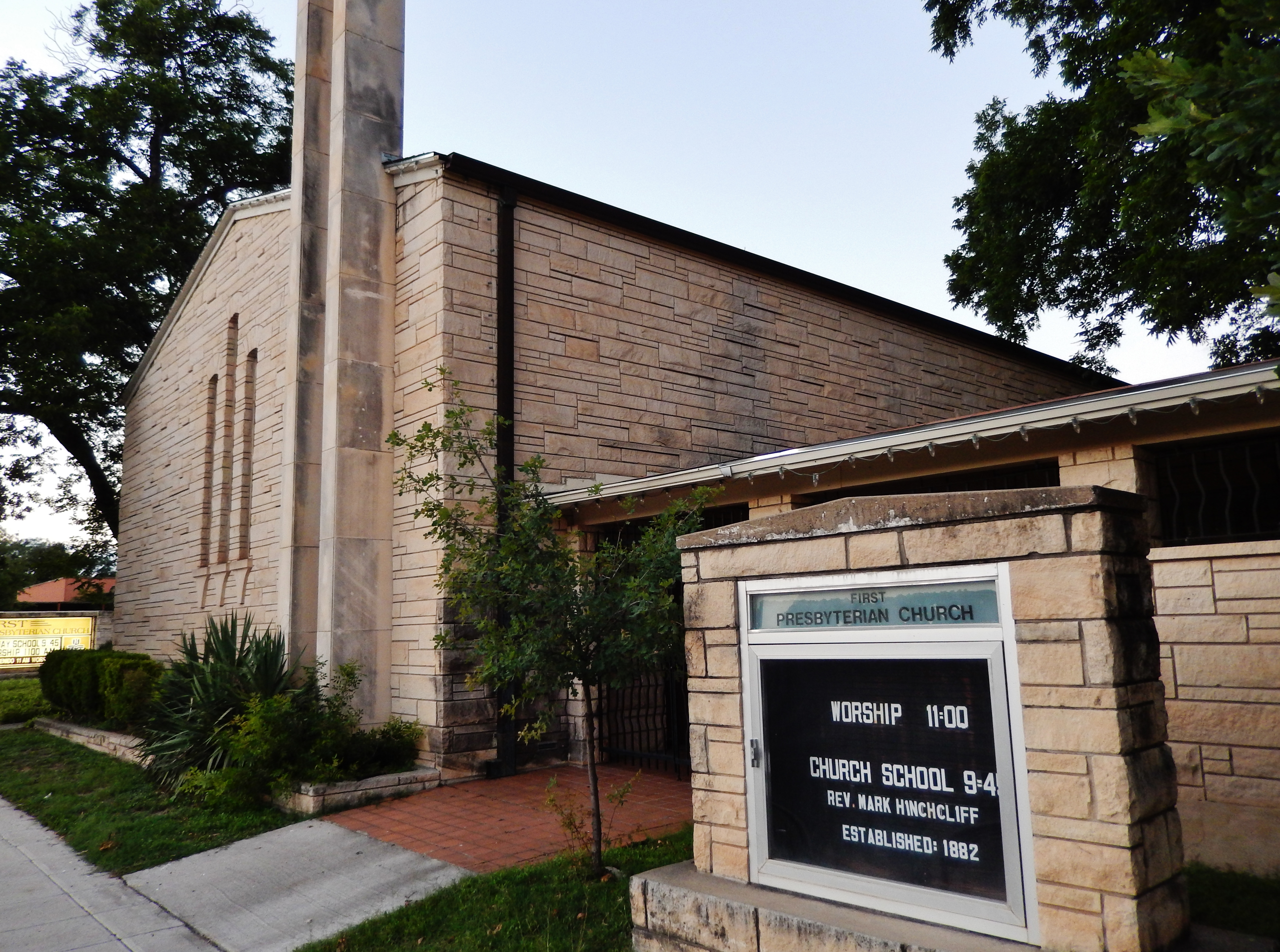 First Presbyterian Church of Uvalde