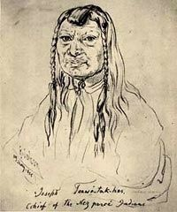 "Chief ""Old"" Joseph image. Click for full size."