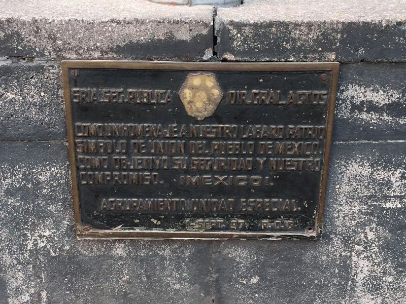 An additional marker near the Former School of Jurisprudence image. Click for full size.