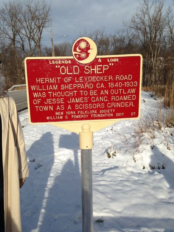 Old Shep Marker image. Click for full size.