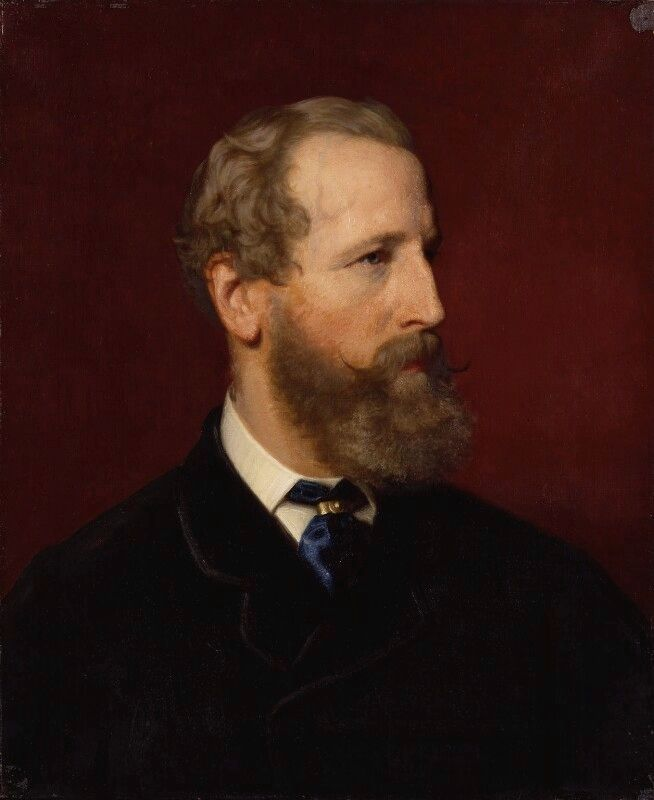 <i>Stephen Pearce</i> (Courtesy of the National Portrait Gallery) image. Click for full size.
