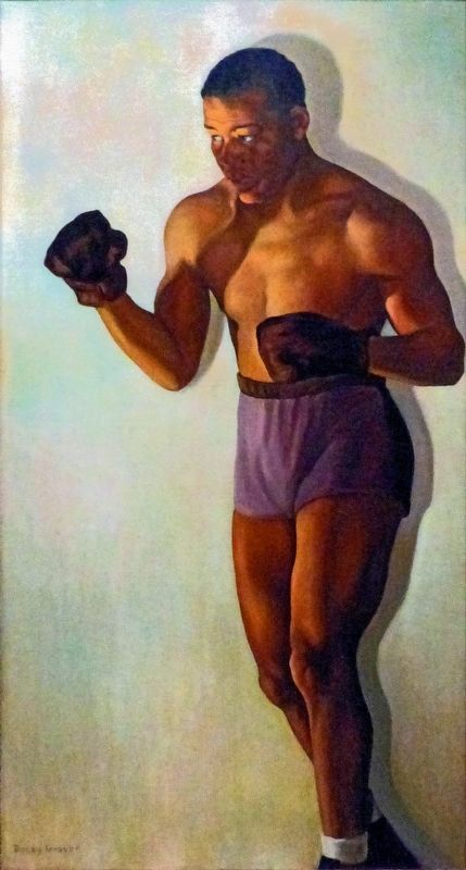 Joe Louis image. Click for full size.