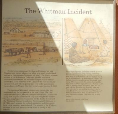 The Whitman Incident panel image. Click for full size.