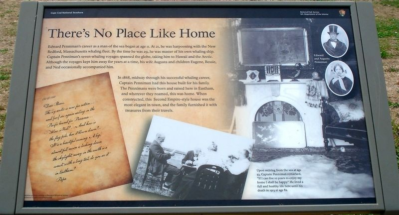 There's No Place Like Home Marker image. Click for full size.