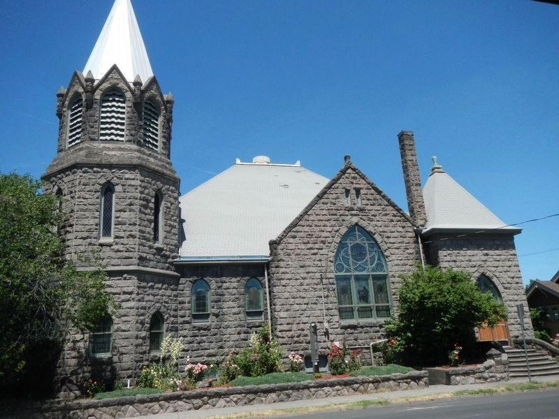 First Methodist Church image. Click for full size.