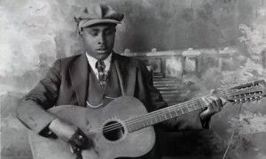 Blind Willie McTell image. Click for full size.