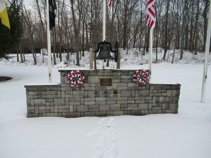 Bicentennial Veterans Memorial image. Click for full size.