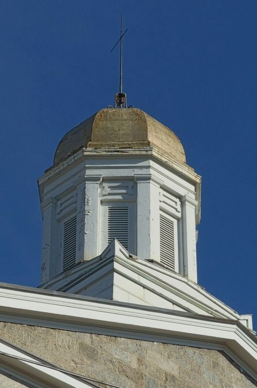 Howard County Courthouse Cupola image. Click for full size.