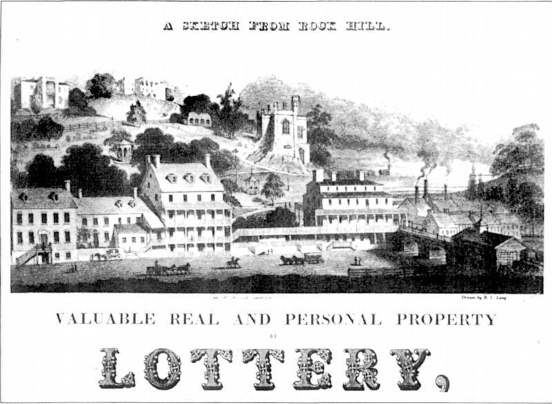 1832 Lottery image. Click for full size.