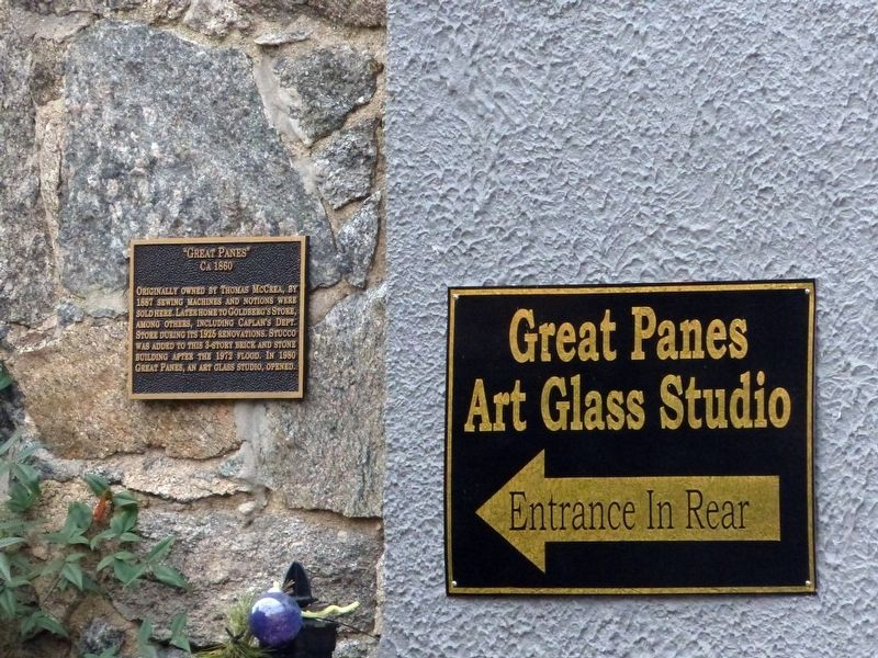 """Great Panes"" Marker image. Click for full size."