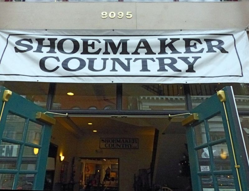 Shoemaker Country<br>At 8095 Main Street image. Click for full size.