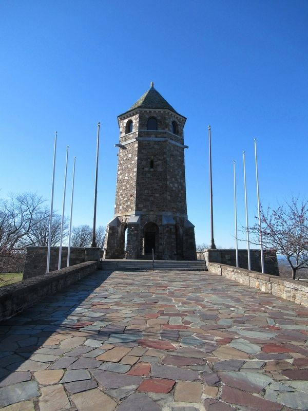 Fox Hill Tower - War Memorial Tower image. Click for full size.