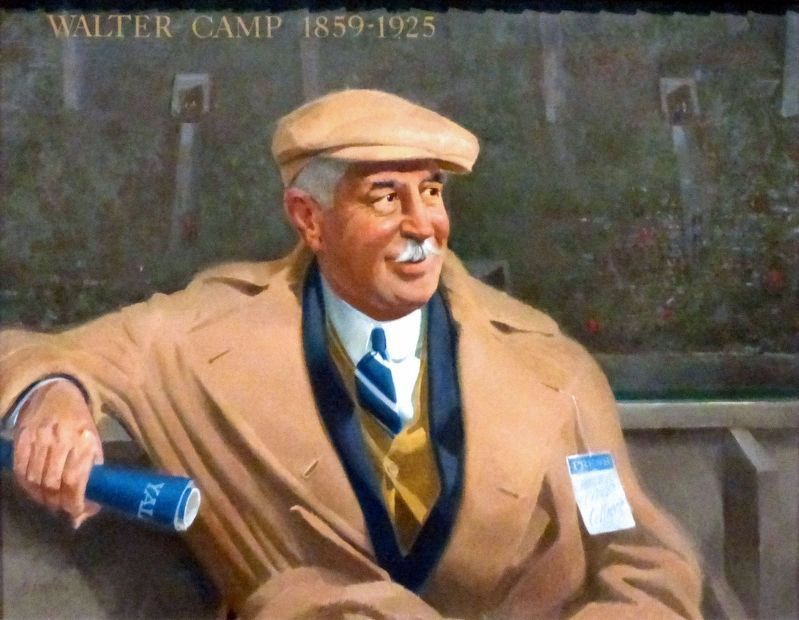 Walter Camp image. Click for full size.