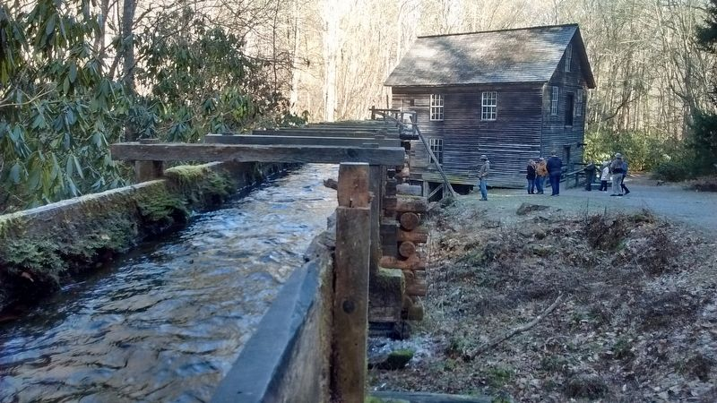 Mingus Mill image. Click for full size.
