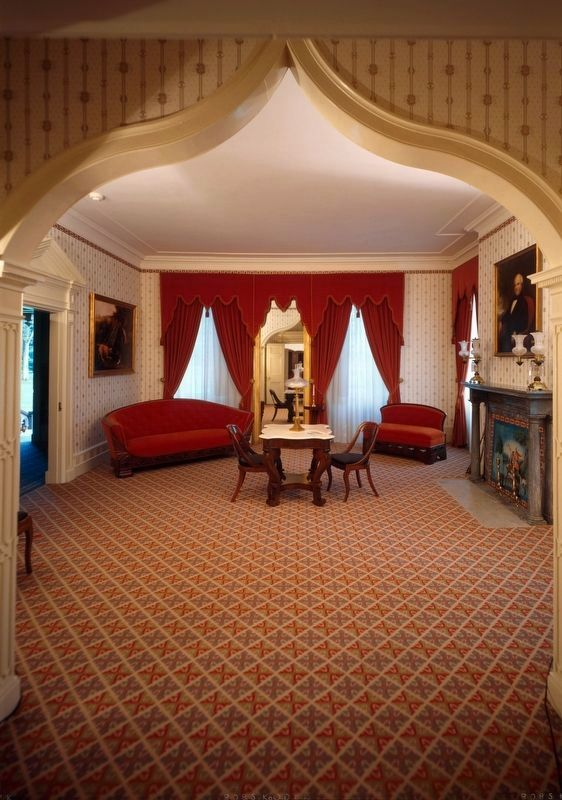 Lindenwald Interior image. Click for full size.