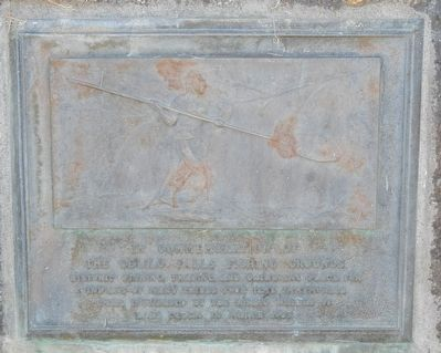 Celilo Falls Fishing Grounds Marker image. Click for full size.