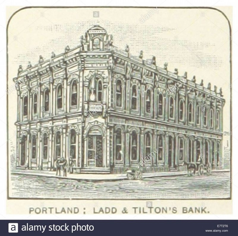 Ladd and Tilton Bank image. Click for full size.