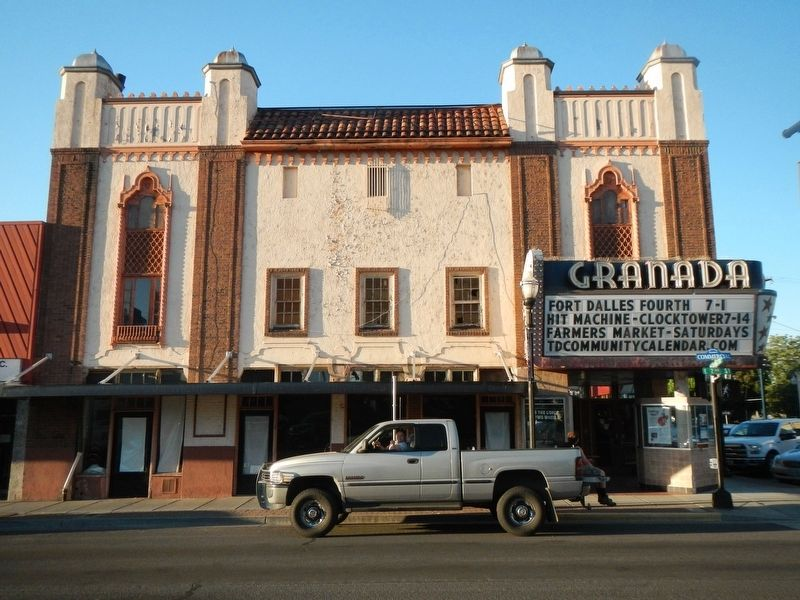 Granada Theater image. Click for full size.