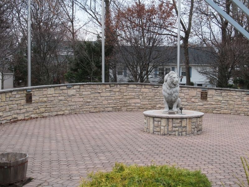 Blauvelt Lions Memorial image. Click for full size.