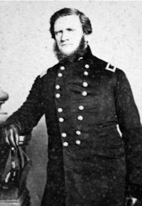 Union Gen. George W. Morgan image. Click for full size.