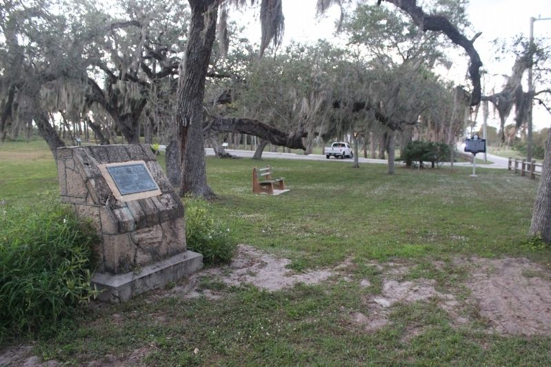 Fort Pierce Marker and surrounding area image, Touch for more information