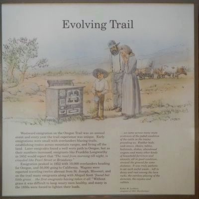 Evolving Trail panel image. Click for full size.