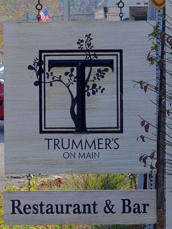 Trummer's on Main image. Click for full size.