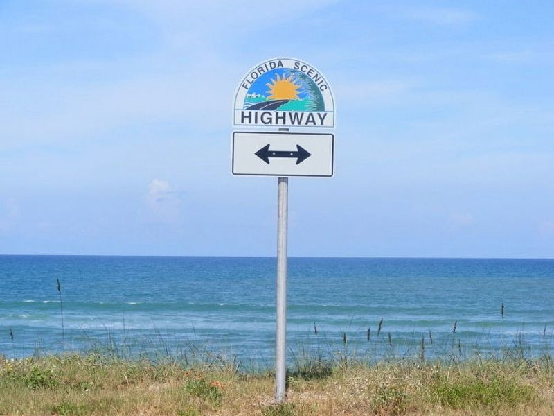 A1A Florida Scenic & Historic Byway image. Click for full size.