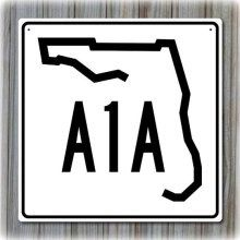 Florida A1A image. Click for full size.
