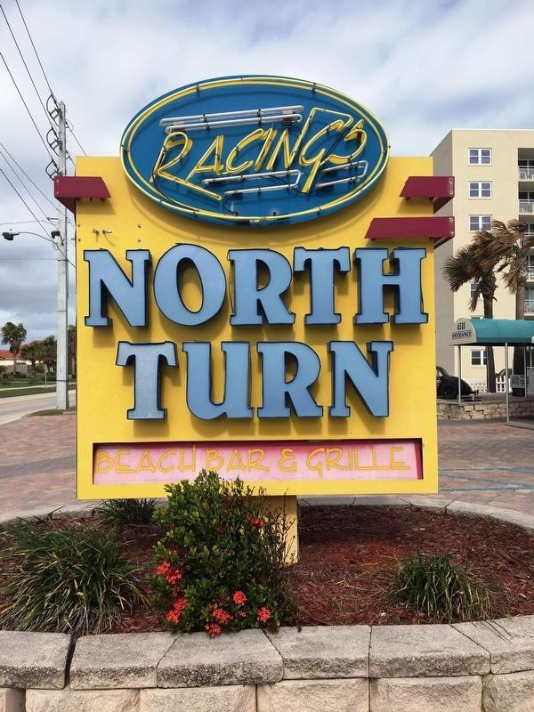Racing's North Turn Beach Bar & Grille image. Click for full size.