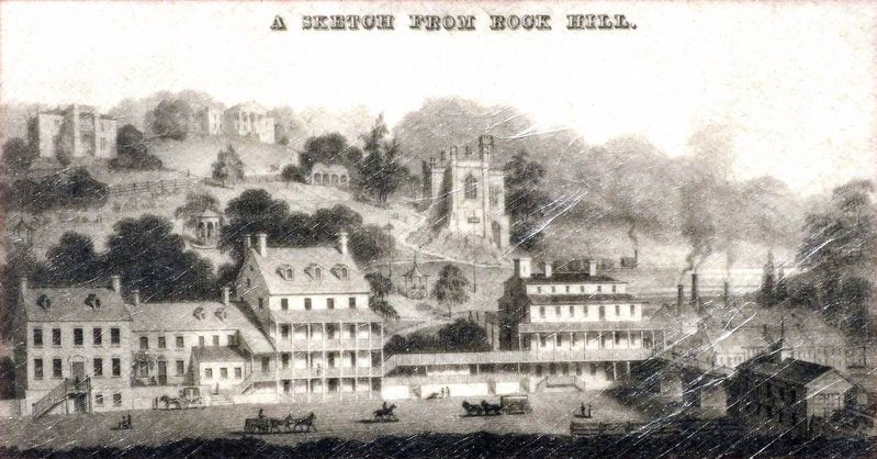 View form Rock Hill 1834 image. Click for full size.