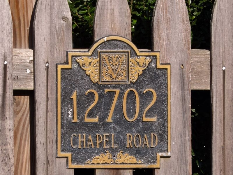 12702 Chapel Road image. Click for full size.