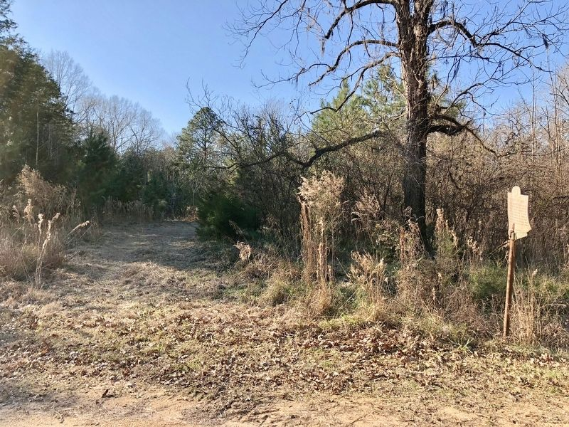 Former site of the Anna Gayle Fry House. image. Click for full size.