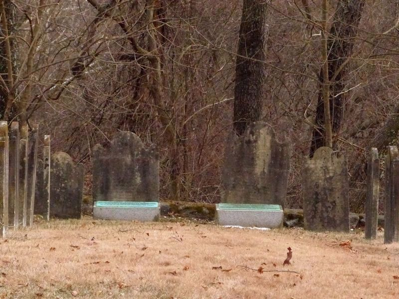 The Graves of Andrew and John Ellicott image. Click for full size.