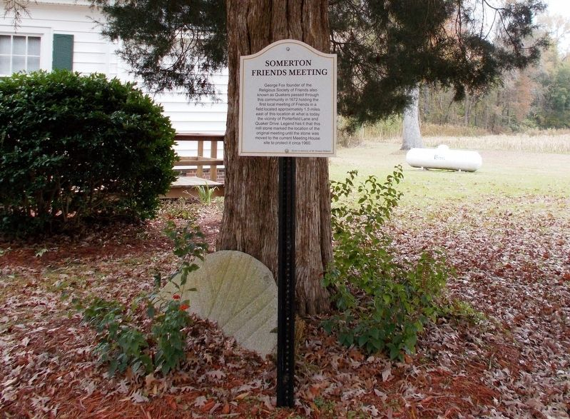 The mile stone and marker. image. Click for full size.